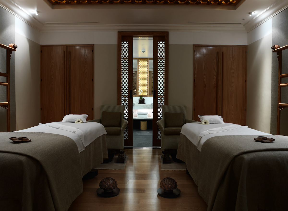 Aman Spa at The Connaught, Mayfair, London