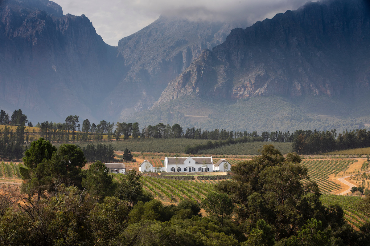 Brookdale Estate, South Africa