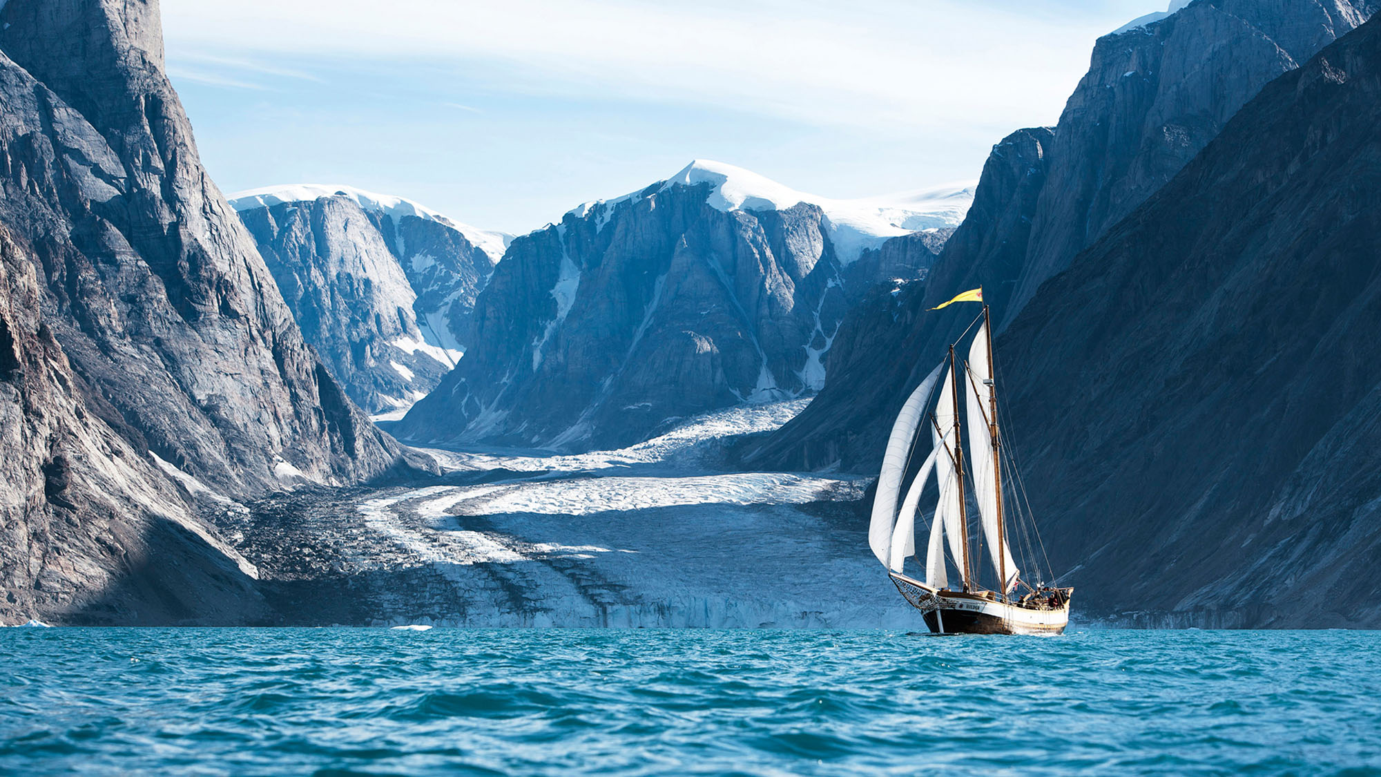 Greenland - Inuit Culture And A Wilderness Under Threat