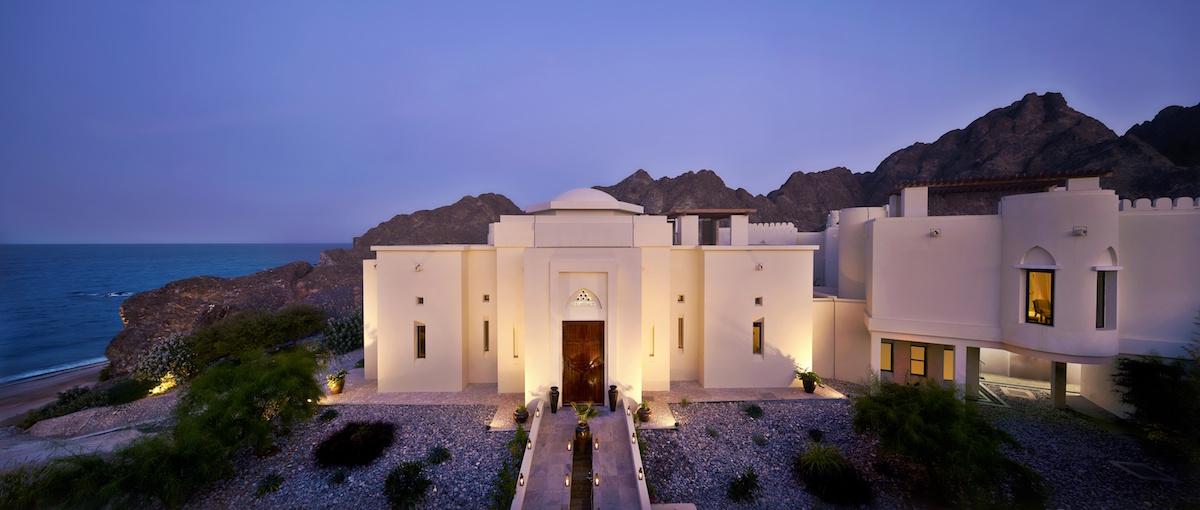 Al Bustan Palace Oman