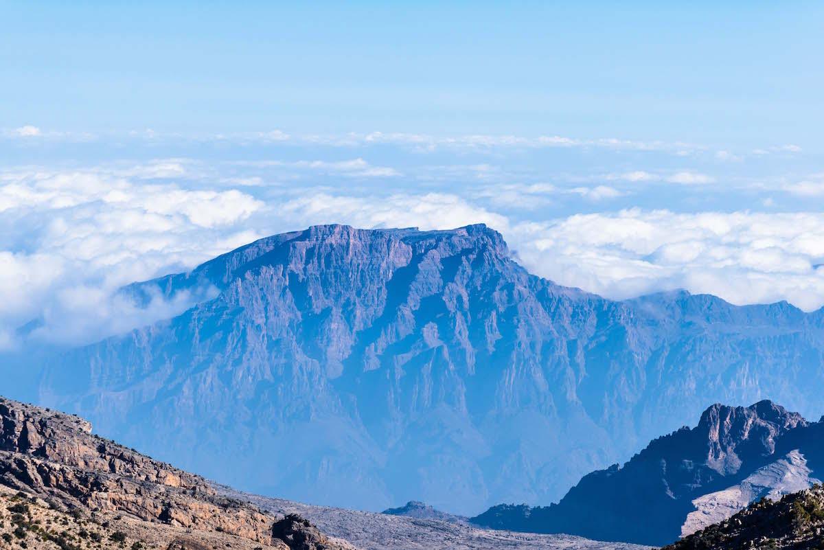 Alila Jabal Akhdar Oman Mountain