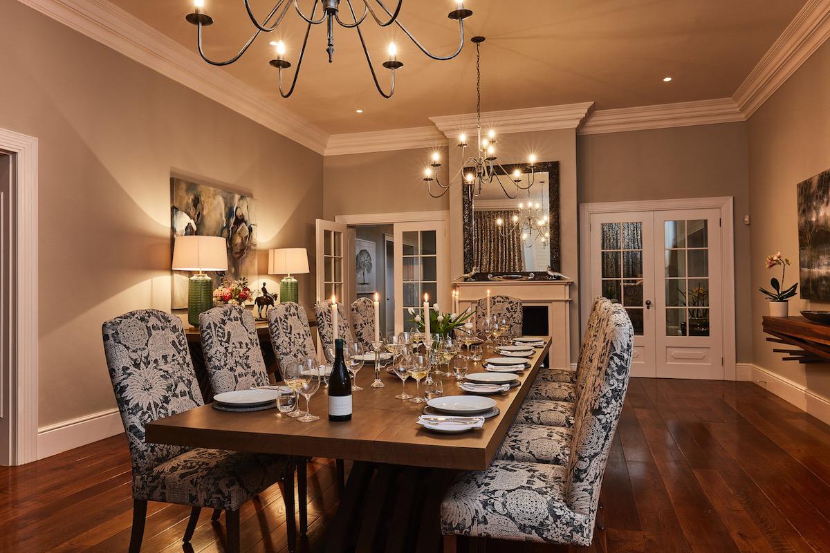 Brookdale Estate Dining Room