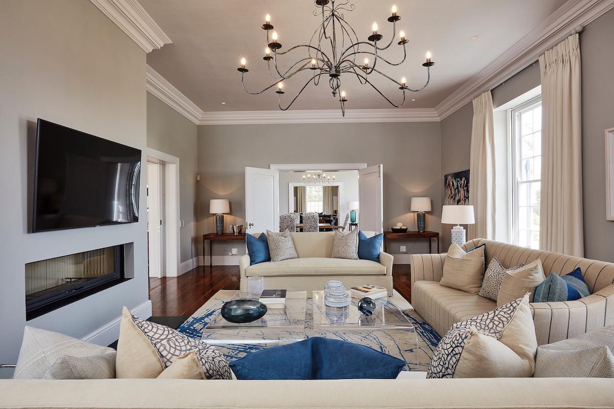 Brookdale Estate Sitting Room