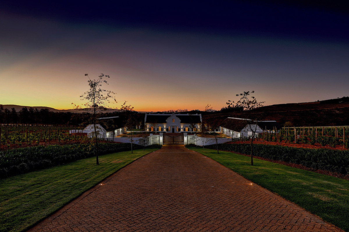 Brookdale Estate Sunset