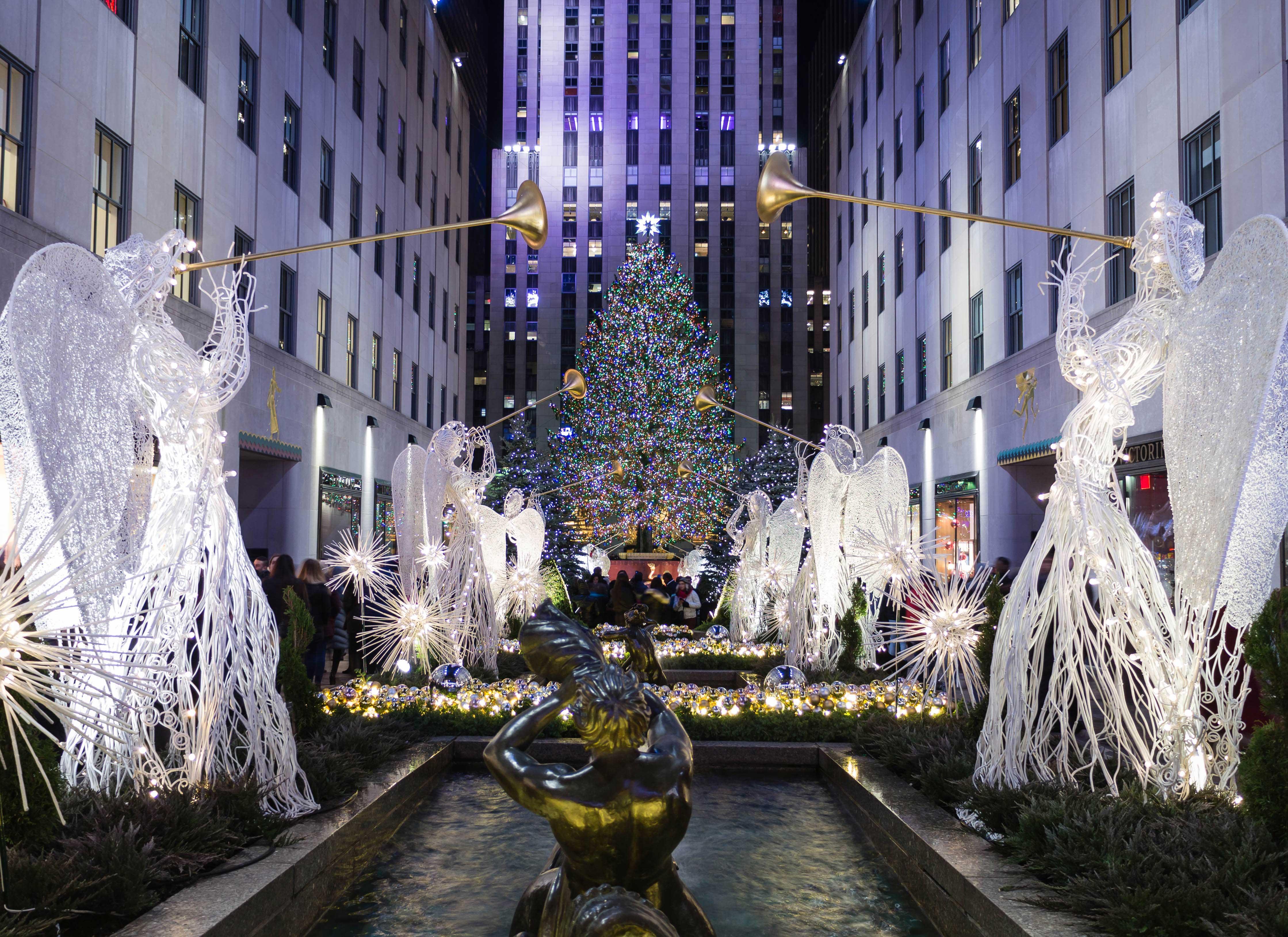 Festive City Breaks New York