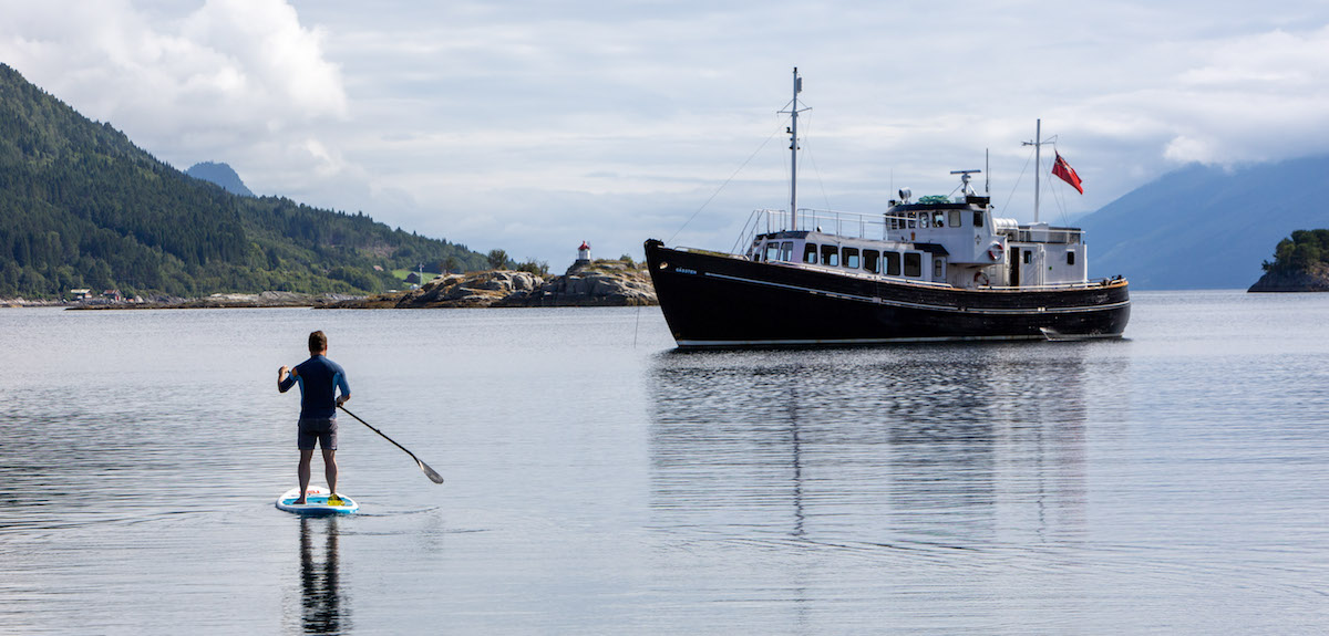 HMS Gassten Norway