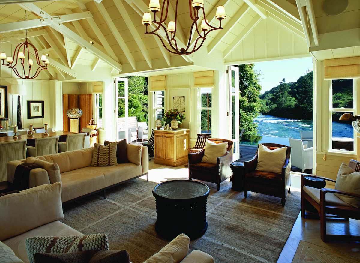 Huka Lodge New Zealand