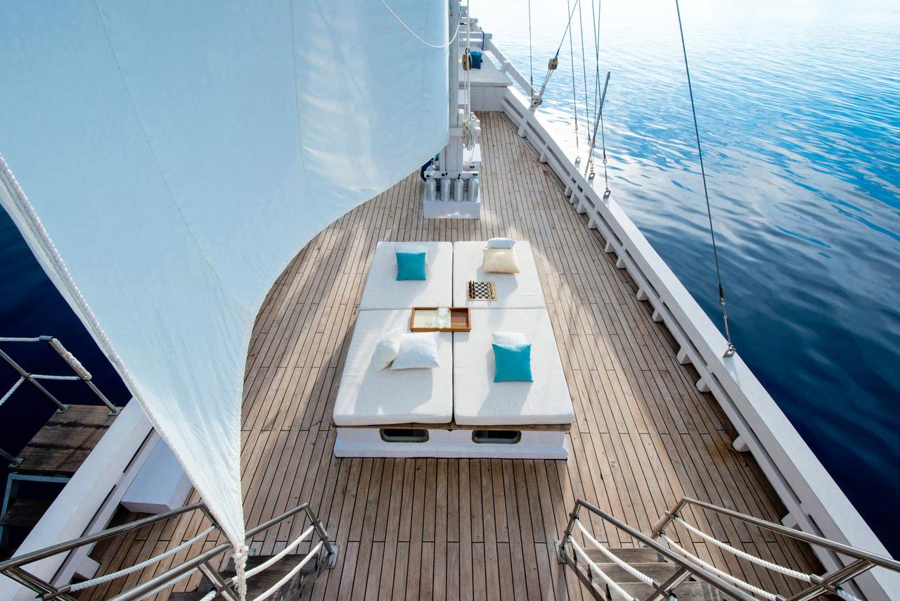 Indonesia Yacht Alexa