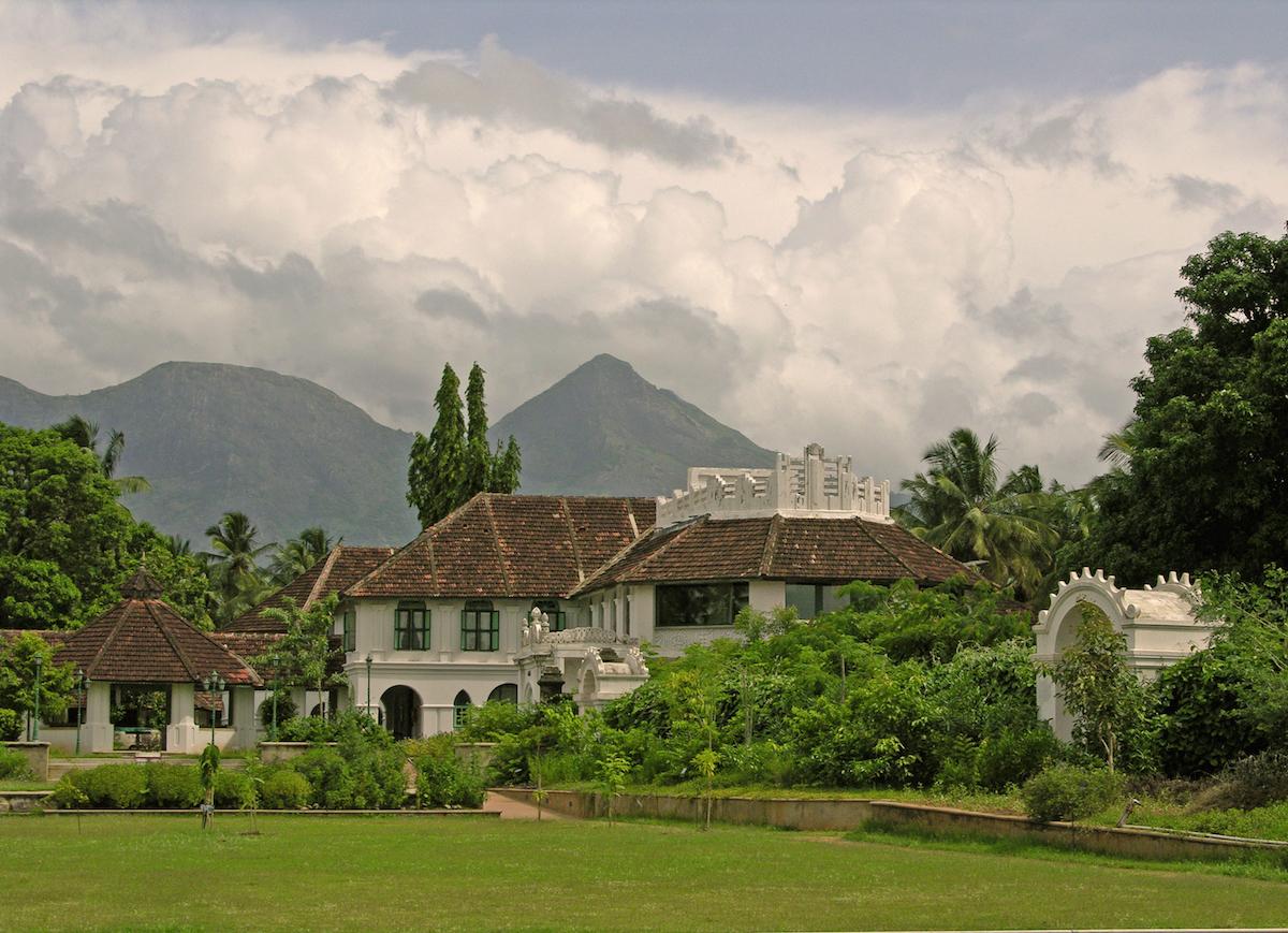 Kalari Kovilakom India