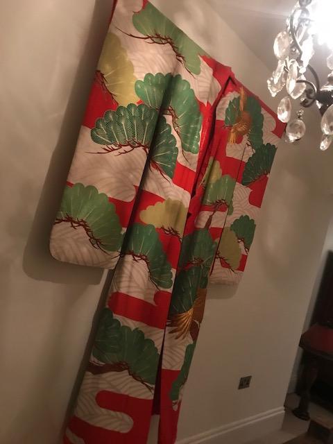 kim winser kimono