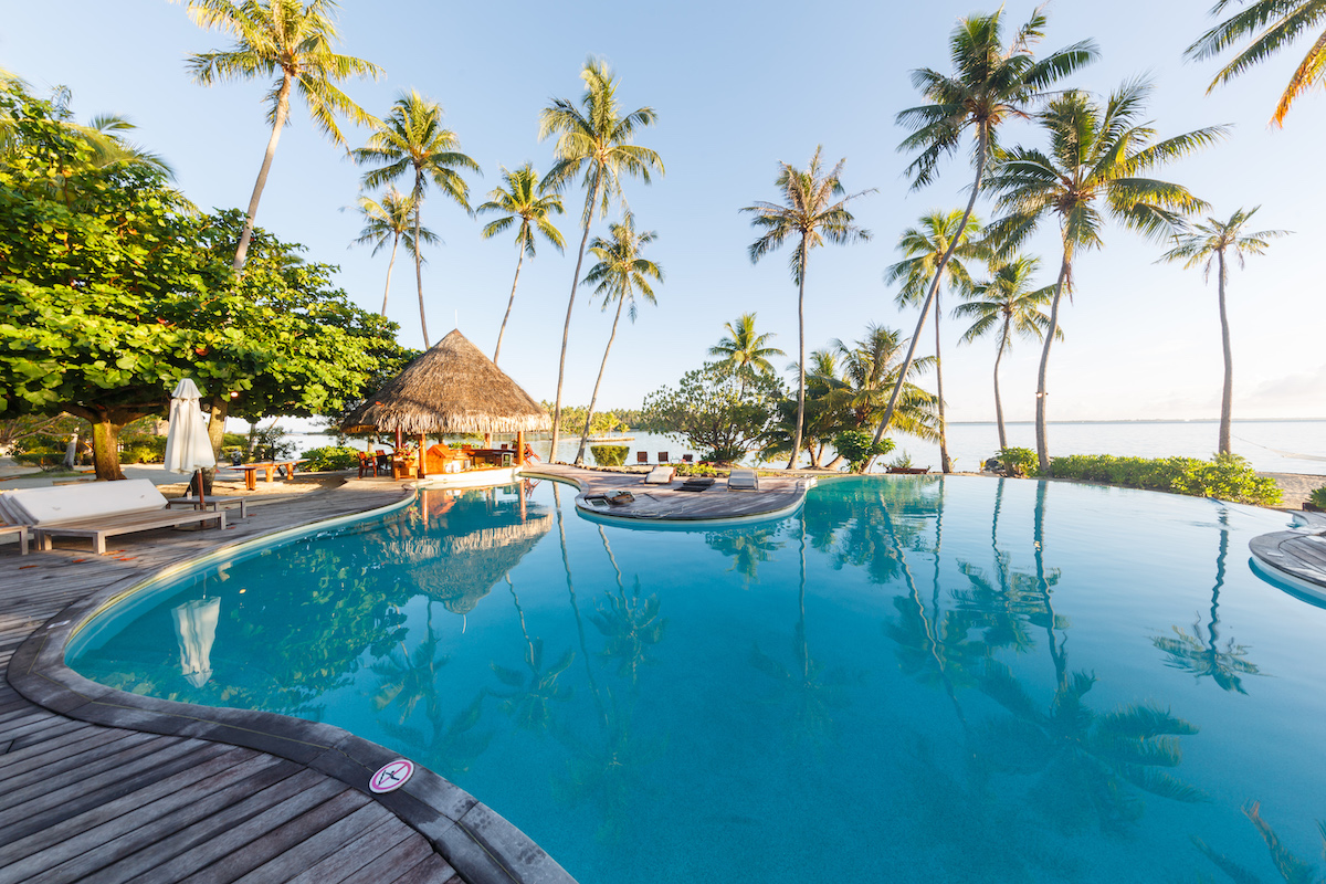 Le Taha French Polynesia