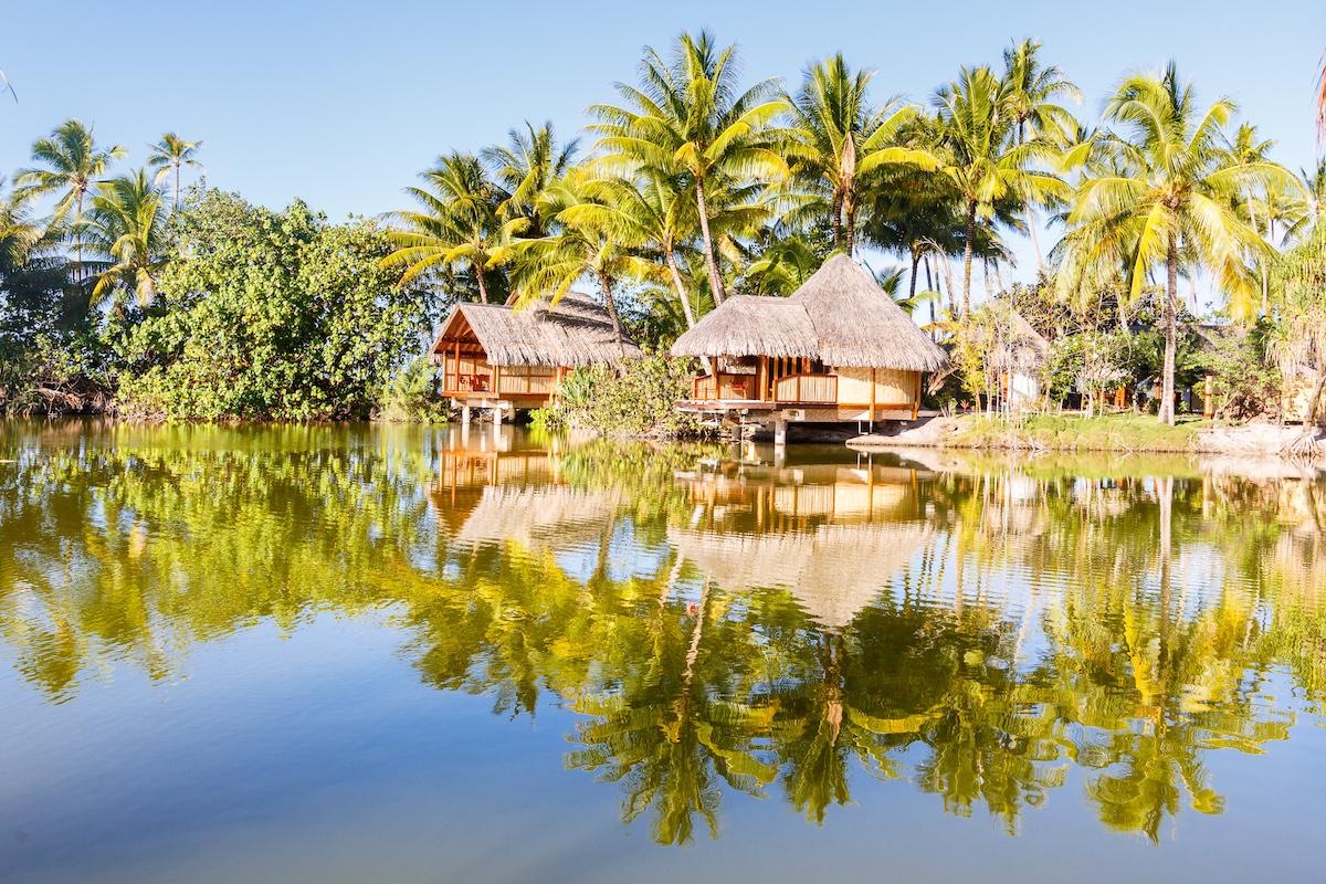Le Taha'a French Polynesia