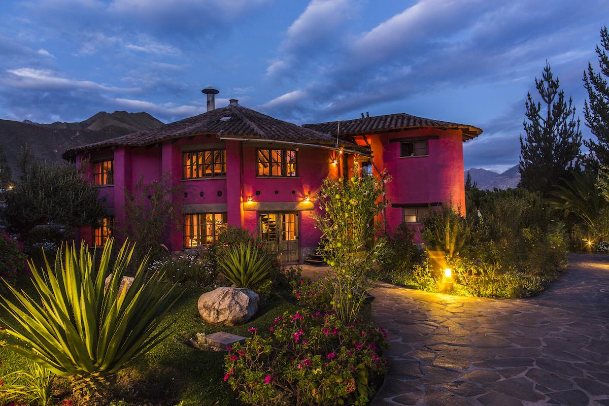 Sol y Luna, Sacred Valley, Peru