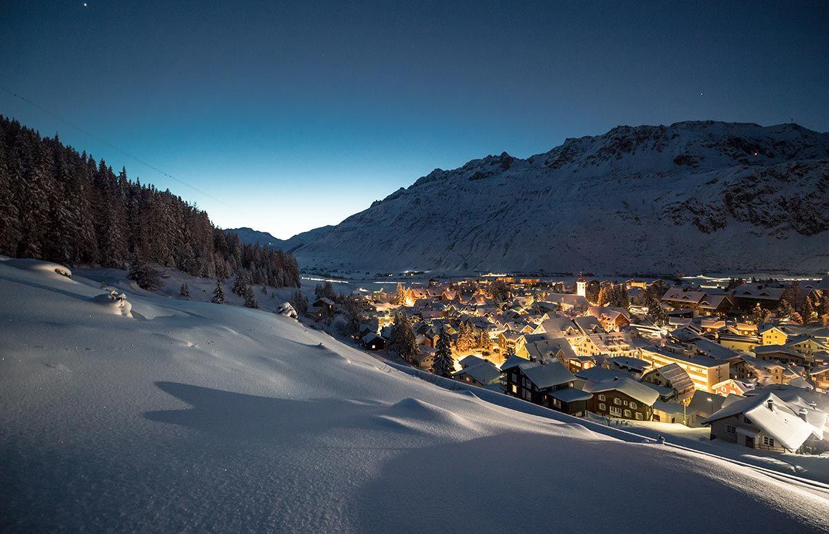 Chedi Andermatt Switzerland